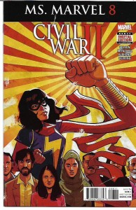 Ms. Marvel 8