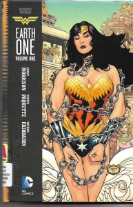 Wonder Woman Earth 1