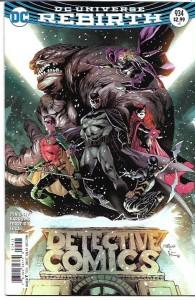 Detective Rebirth