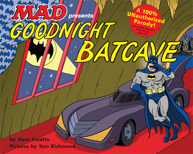 Goodnight Batcave