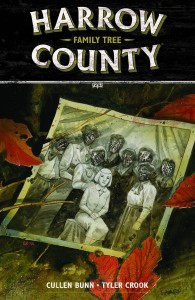 Harrow County Family Tree