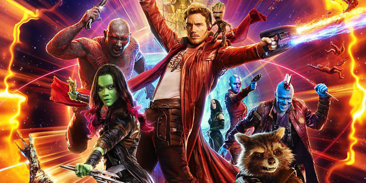 Guardians of the Galaxy 2 a