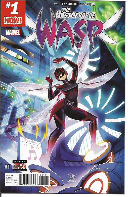 Unstoppable Wasp