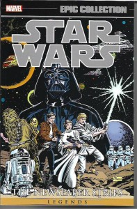 Star Wars strips