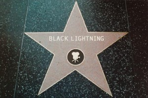 Black Lightning star