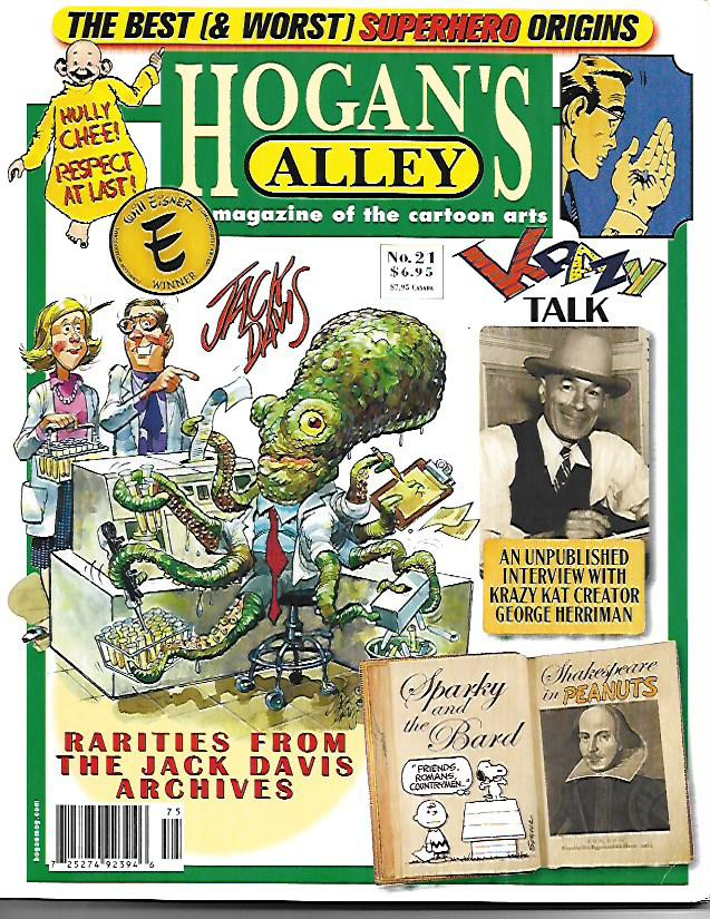 Hogan's Alley 21