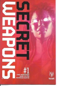 Secret Weapons #1
