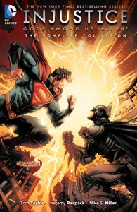 Injustice Gods Among Us Year One The Complete Collection
