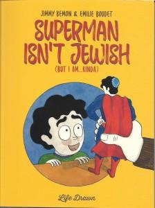 Superman Isn't Jewish