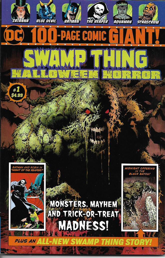 Swamp Thing Halloween