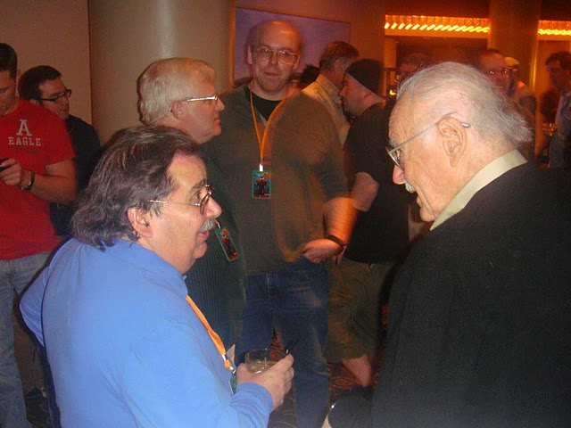 13 - Tony Isabella, Stan Lee
