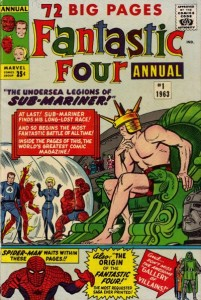 Fantastic Four Annual 1