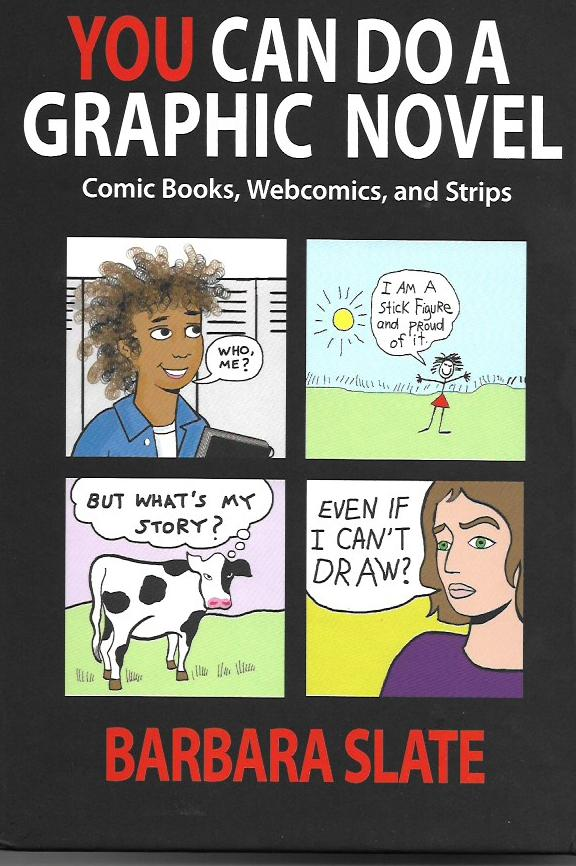 You can graphic novel