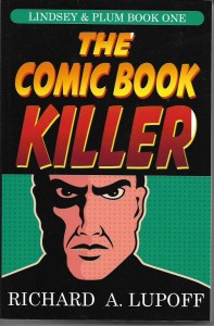 Comic Book Killer