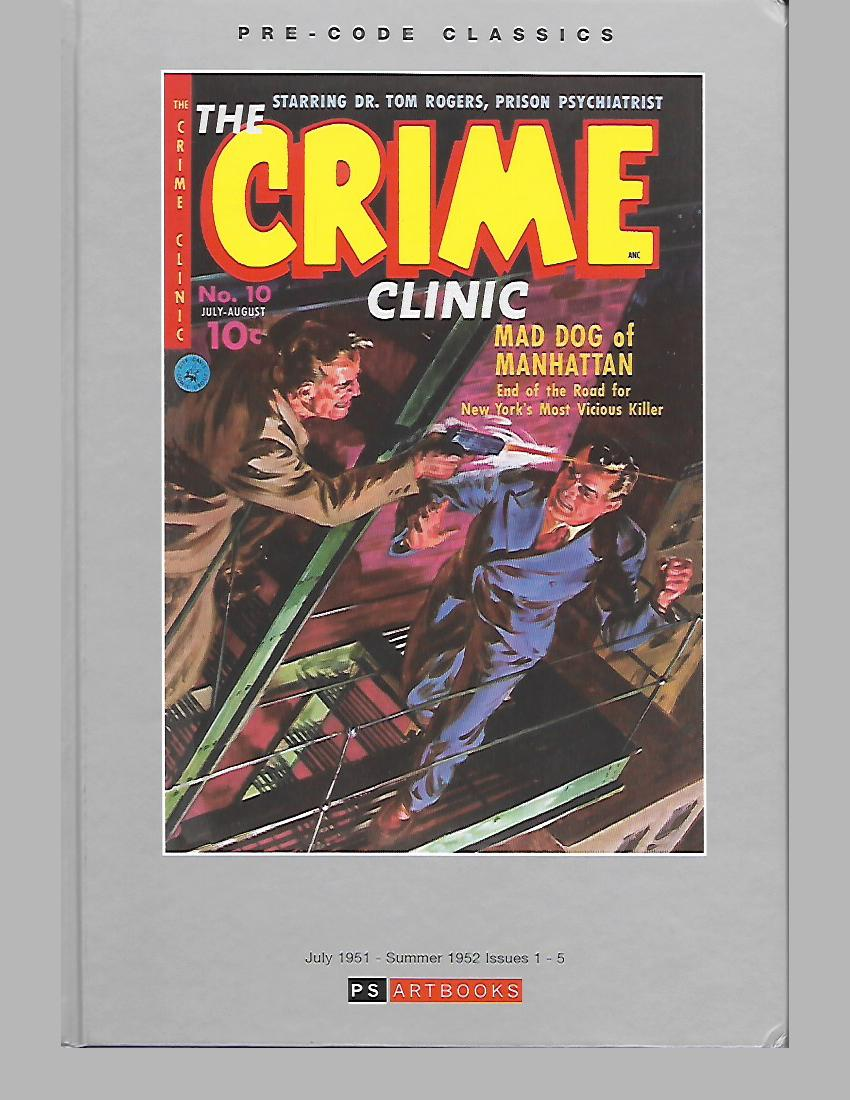Crime Clinic book