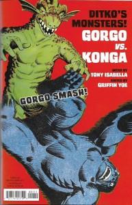 Gorgo vs. Konga