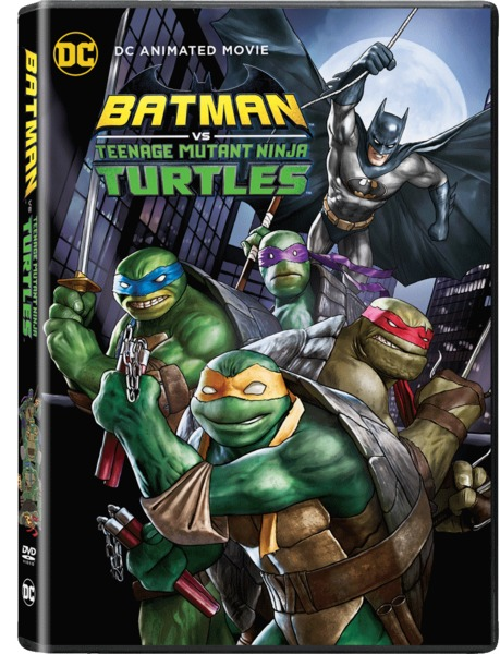 Batman vs Turtles