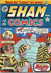 Sham Comics 1