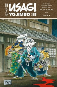 Usagi Yojimbo Book 8